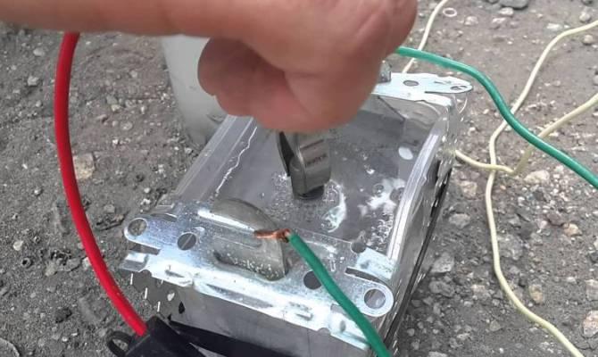 Процесс электрохимической полировки