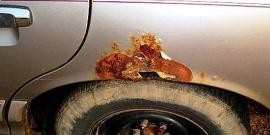 Как остановить процесс коррозии кузова автомобиля?