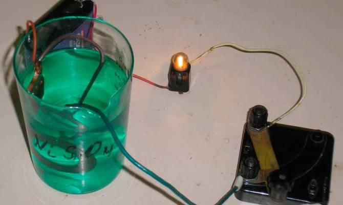 Никелирование цветных металлов и сплавов