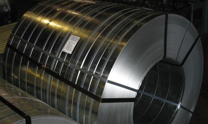 Рулоны металлических полос