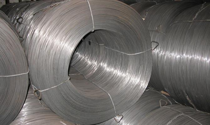 Катушки стальной проволоки с увеличенным уровнем пластичности