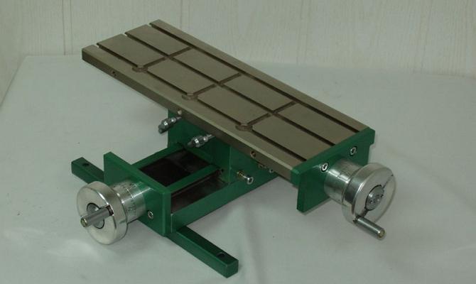Координатные рабочие поверхности – полная автоматизация процесса фрезерования