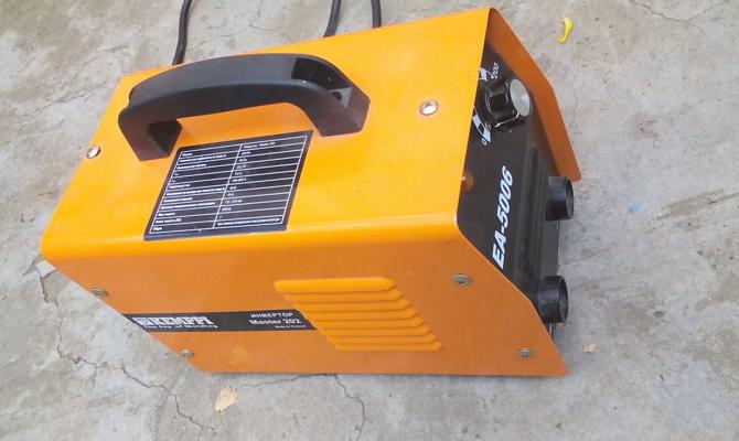 Агрегат для сварки с прочным корпусом