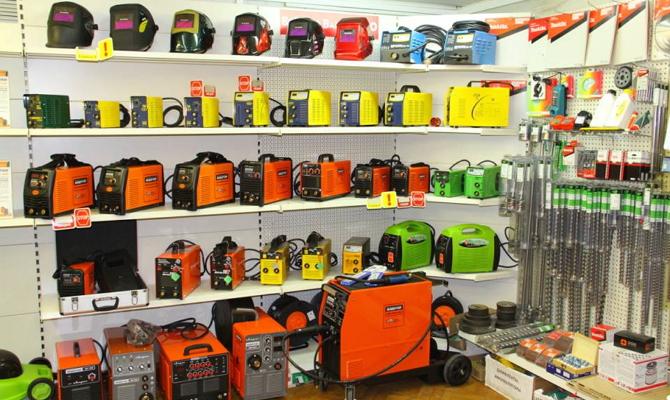 Магазин фирменного оборудования