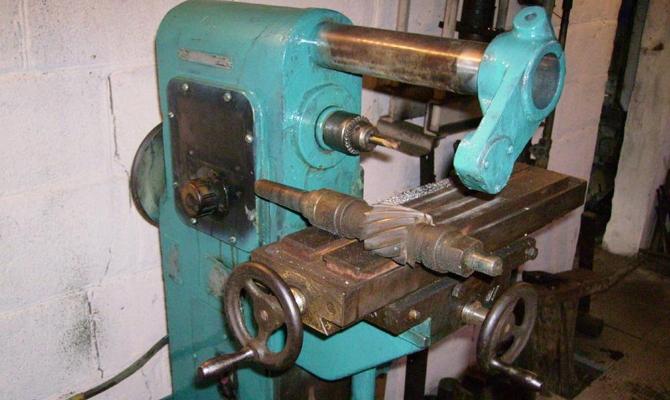 КС агрегата под специальной крышкой