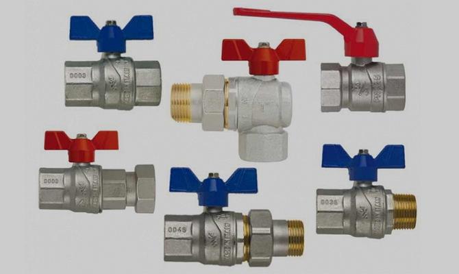 Фитинги для санитарно-технического оборудования