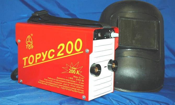 Сварочный аппарат Topyc-200