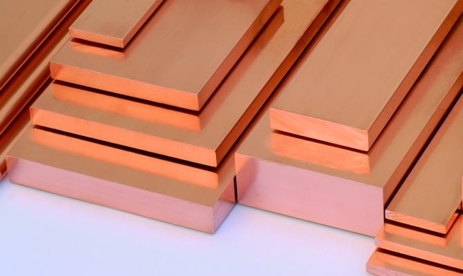 Полосы металла различных размеров