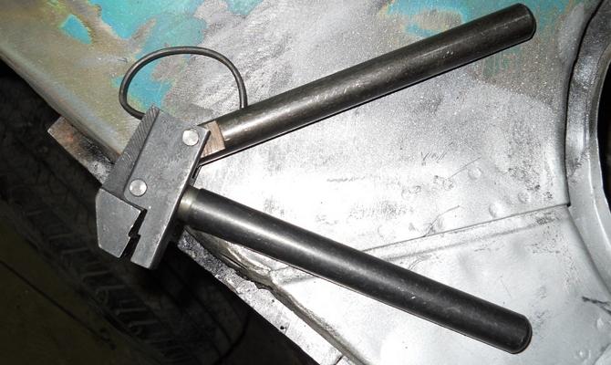 Устройство для холодной гибки металла