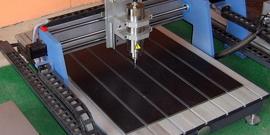 Фрезерный настольный станок с ЧПУ – высокоточная обработка небольших изделий