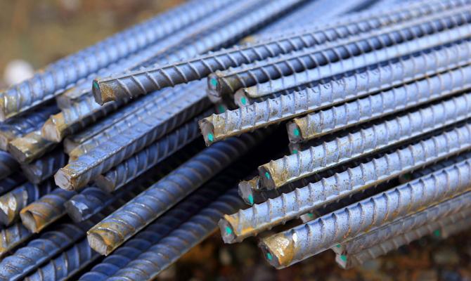 Особенности стальных арматурных прутьев периодического профиля