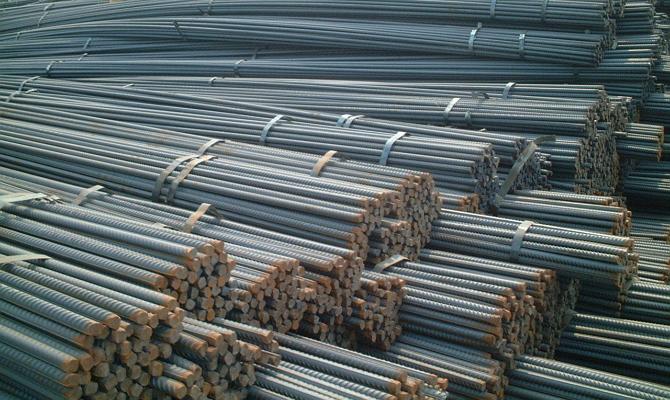Разнообразие металлических прутов