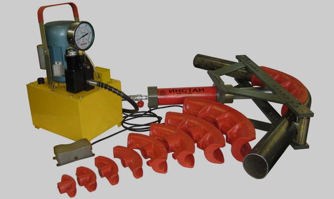 Электрический гибщик для труб – решит любые сложные задачи