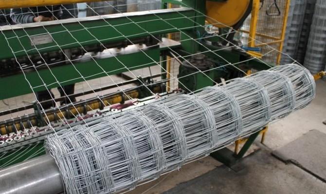 Конструкция и применение сетки с шарнирным узлом