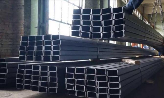 Производство швеллеров по ГОСТ 8240-97