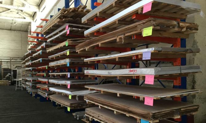 Приемка готовой листовой продукции – по строгим правилам