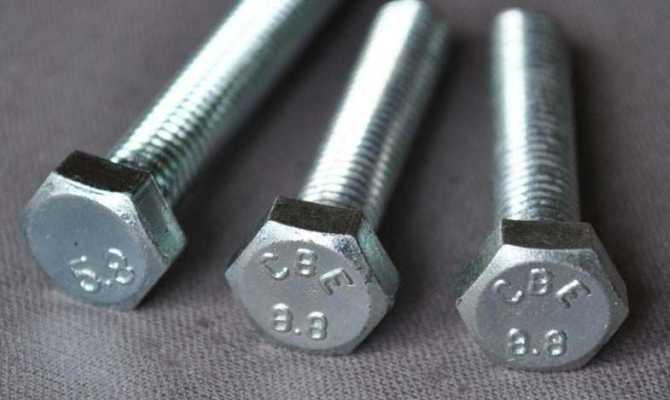 Механические свойства элементов и расшифровка их маркировки