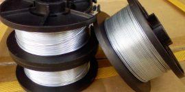 Вес стальной, медной и алюминиевой проволоки – таблицы и формулы расчета