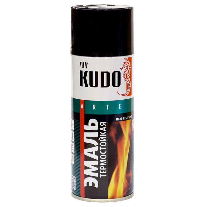 Термостойкая эмаль Kudo
