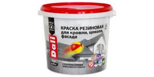 Резиновая краска для металла: особенности, применение