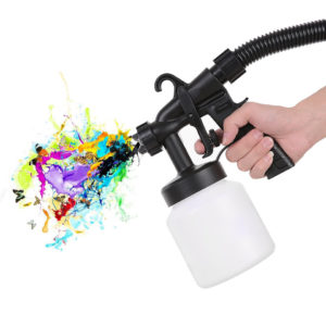 Правила выбора пульвелизатора для разных красок